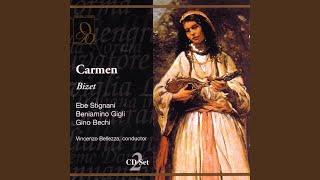 Play Carmen Ci Riposiam Brev'ora Qui, La Notte E Bruna