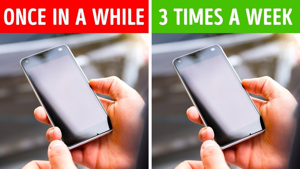 20 conseils pour prolonger la durée de vie de votre téléphone + vidéo