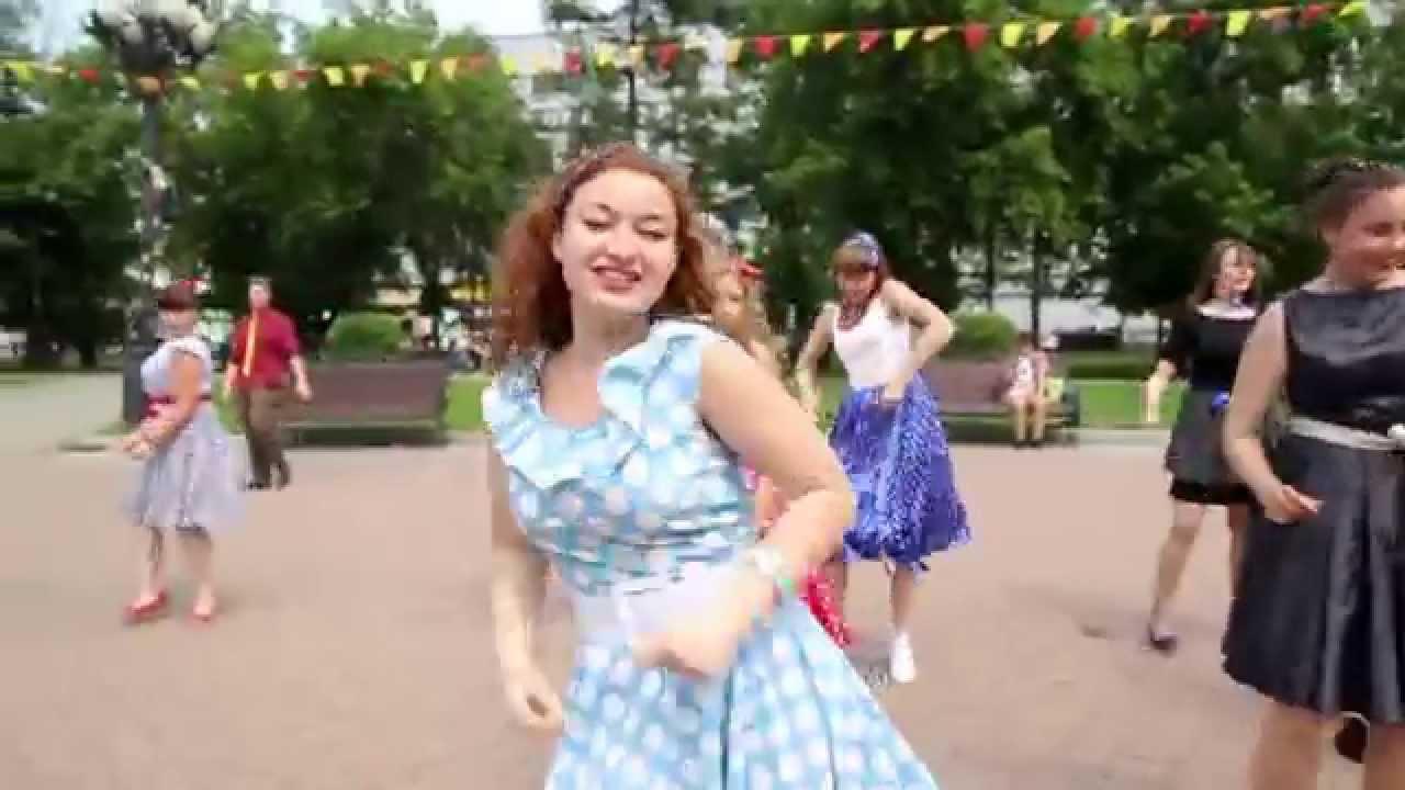 День поцелуев 29062014 YouTube