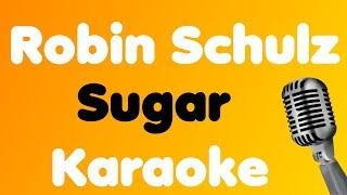 Robin Schulz - Sugar - Karaoke