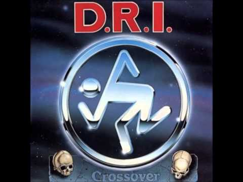 D.R.I - Crossover (Full Album 1987)