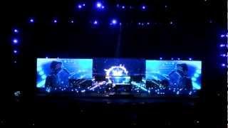 "Alicia Keys ""101"" Vancouver live 2013"