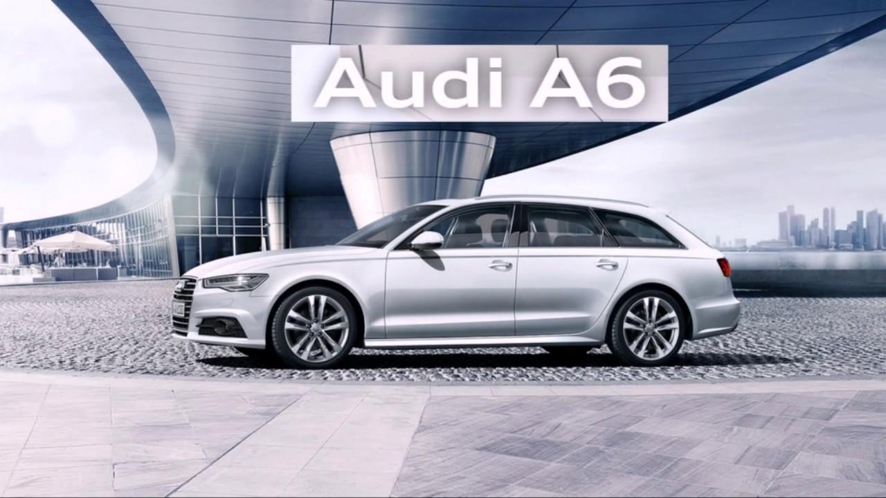 AUDI A Saloon A Avant A Allroad Quattro Review Accoseries - Audi a6 colors