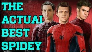 Who is the Best Spider-Man? streaming