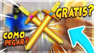 NOVO ITEM INCRIVEL DO RB BATTLES É EXCLUSIVO E GRATIS?! - ROBLOX