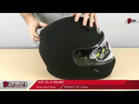 HJC CL-17 Helmet Review