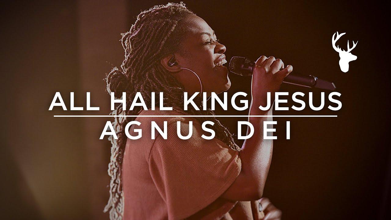 All Hail King Jesus + Agnus Dei - Rheva Henry | Moment