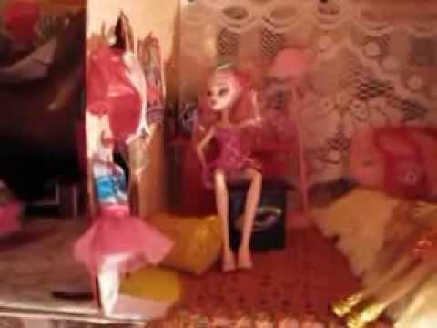 видео: Дом для кукол Монстр Хай своими руками-Соболева Алина