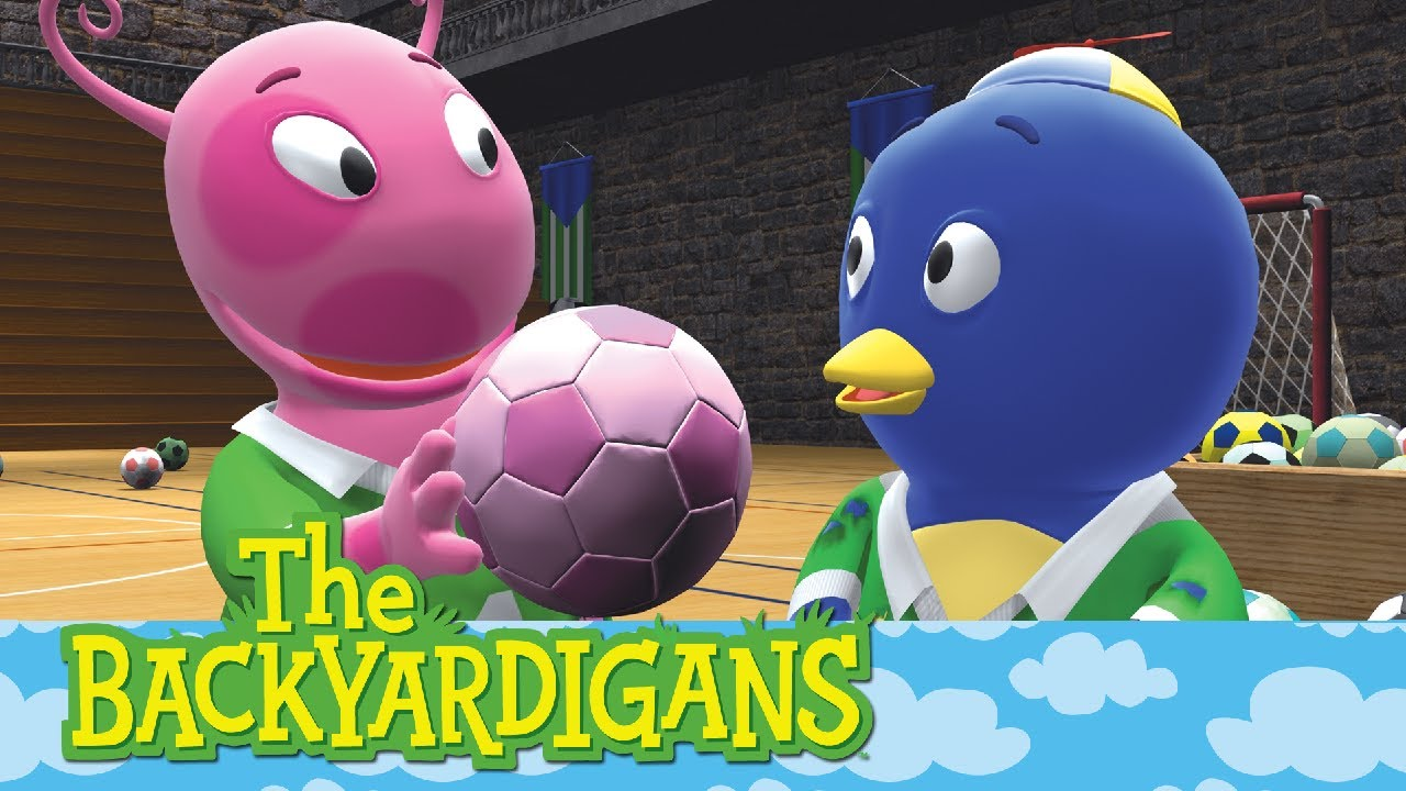 The Backyardigans Monster Detectives Ep 18 Youtube