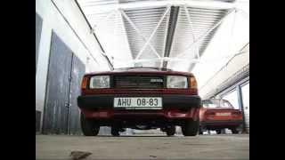 Škoda rapid 1987