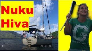 Sailing Scavenger Hunt in Nuku Hiva, Marquesas, S2E15