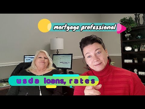 BUYING A HOUSE - REQUIREMENTS 🏰USDA LOANS🏡RATES