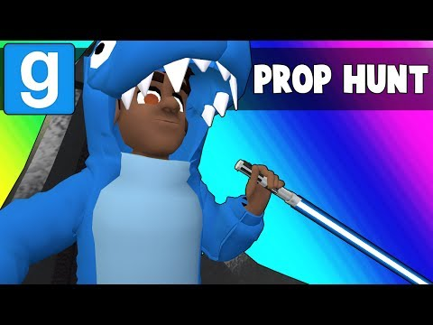 Thumbnail: Gmod Prop Hunt Funny Moments - Star Wars Edition!