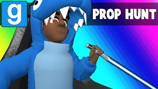 Gmod Prop Hunt Funny Moments - Star Wars Edition! thumbnail