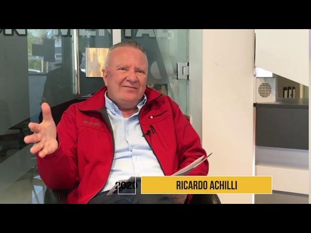 Sembradoras Monumental, Ricardo Achilli, nos introduce a los 40 años de trayectoria de la empresa.
