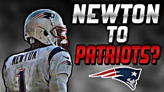 Cam Newton Wants to be the Next QB of the New England Patriots