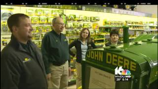 Oldest John Deere Dealer In The World