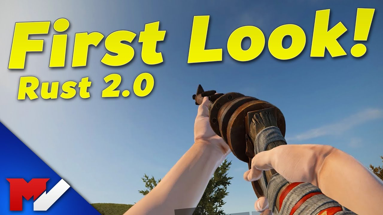 FIRST LOOK! - Rust Experimental Adventures