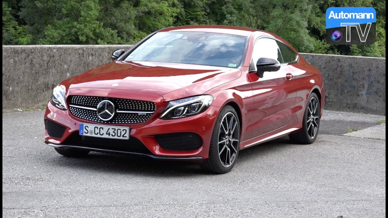 2017 mercedes amg c43 coup 367hp drive sound 60 doovi. Black Bedroom Furniture Sets. Home Design Ideas