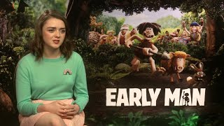 Maisie Williams' 'tight-knit' friendship group