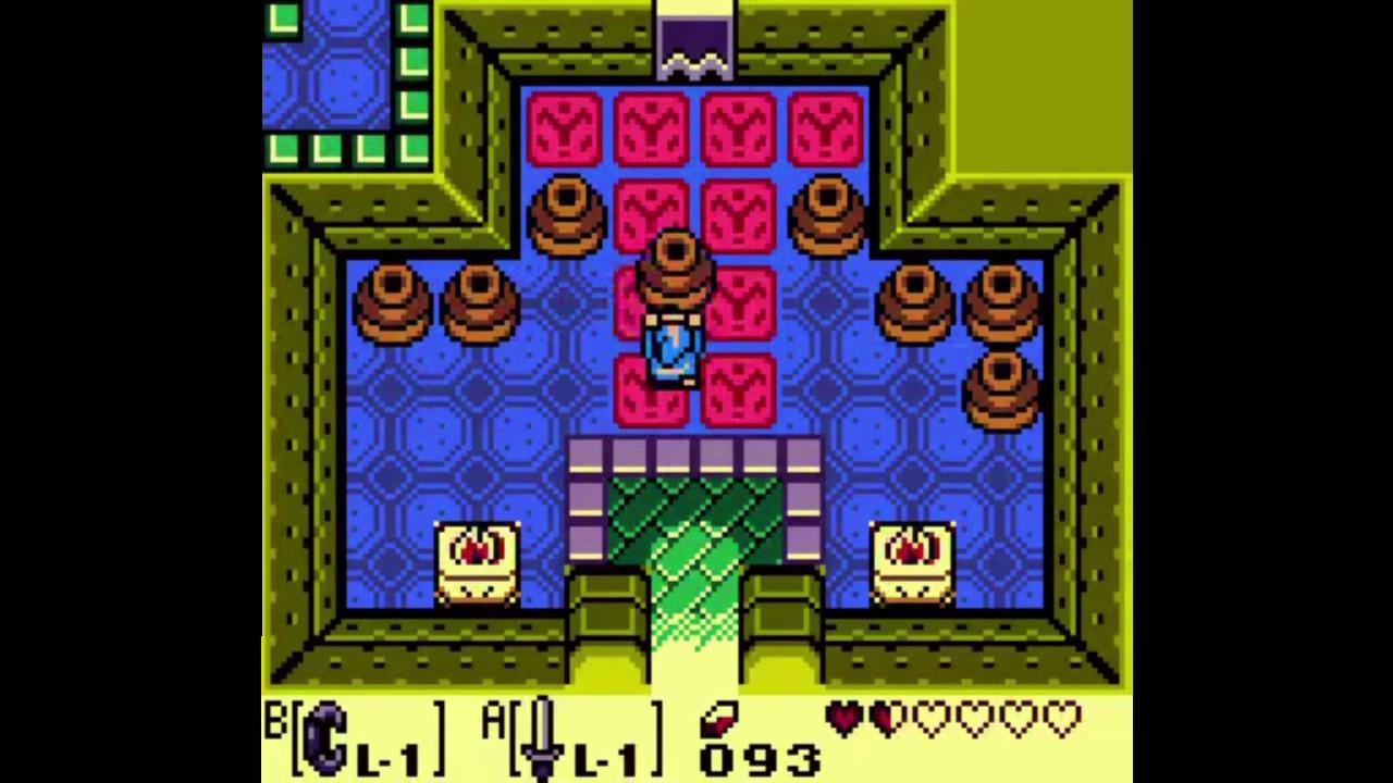 Game boy color legend of zelda - Gameboy Color Legend Of Zelda Links Awakening Part 3