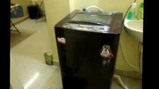 Godrej Washing Machine advertisement 2013