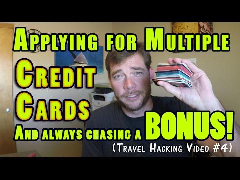 Travel Hack 004 - Always spending toward a BONUS!