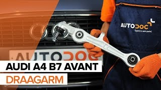 DIY AUDI Q5 repareer - auto videogids downloaden