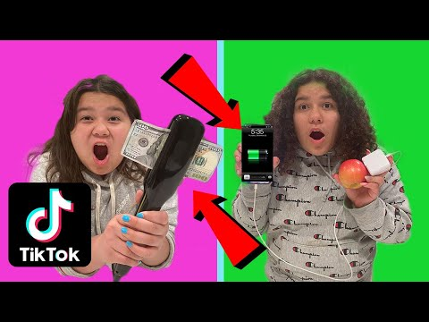 We Tested VIRAL TikTok Life Hacks... **THEY WORKED**SHOCKING**