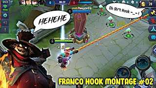 FRANCO HOOK MONTAGE #02 || HALLOWEEN SPECIAL👹