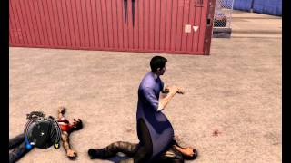 S.Kanto - Sleeping Dogs - Screen Legends DLC (Wing Chun Master)