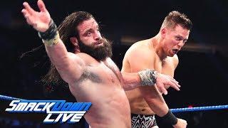 The Miz vs. Elias – 2-out-of-3 Falls Match: SmackDown LIVE, June 25, 2019
