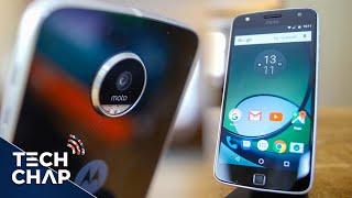 Moto Z Play Review - Mods Mods Mods!!