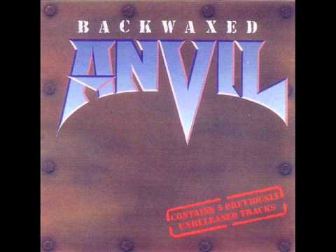 Anvil - Metal On Metal.(with Lyrics)