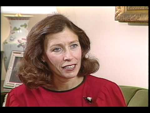Marilyn Quayle - Up Close with Patsy Smullin