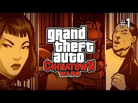 Twitch Livestream | Grand Theft Auto: Chinatown Wars Part 1 [PSP]