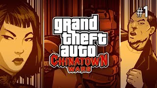 Twitch Livestream | Grand Theft Auto: Chinatown Wars Part 1 [PSP]