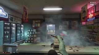 Livestream {8}: GTA V Online | Nova DLC Arena War