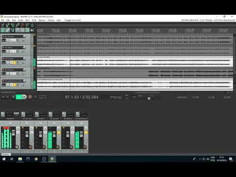Aerosmith - Angel (Multitrack)