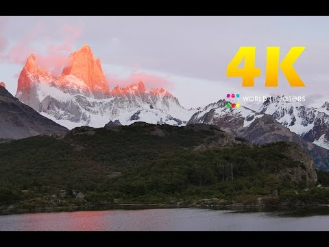 "#068 ""EL Chalten, Argentina"" in 4K (エル・チャルテン/アルゼンチン)世界一周27カ国目"
