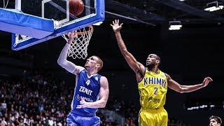 Zenit vs Khimki Game 1 Highlights, Semifinals