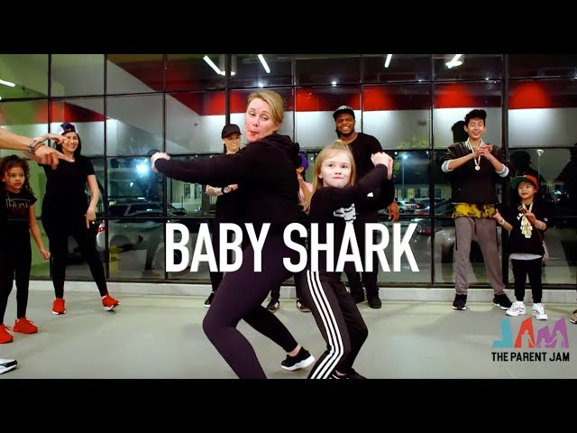 Baby Shark - The Parent Jam   Phil Wright Choreography   Ig: @phil_wright_