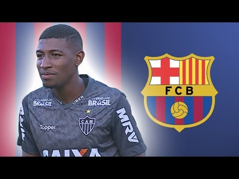 EMERSON | Welcome To Barcelona 2019 | Insane Speed, Goals & Skills | Atletico MG (HD)