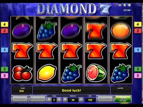 diamond 7 слот