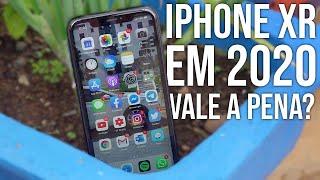 iPhone XR VALE a PENA em 2020? | ANÁLISE