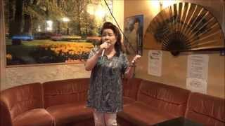 Repeat youtube video 哀愁海峡(扇ひろ子)カバー、カラオケ酔恋歌の陽子ママ、