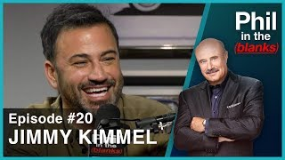 Phil In The Blanks #20 - Jimmy Kimmel
