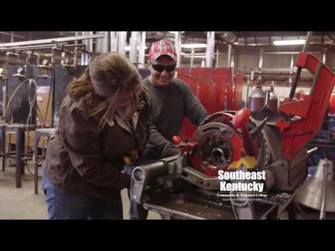 Southeast Kentucky Community and Technical College television spot for fall enrollment.
