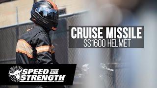 Cruise Missile™ - SS1600 Helmet