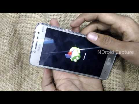 Samsung Galaxy Grand Prime Plus + hard reset done 2017...